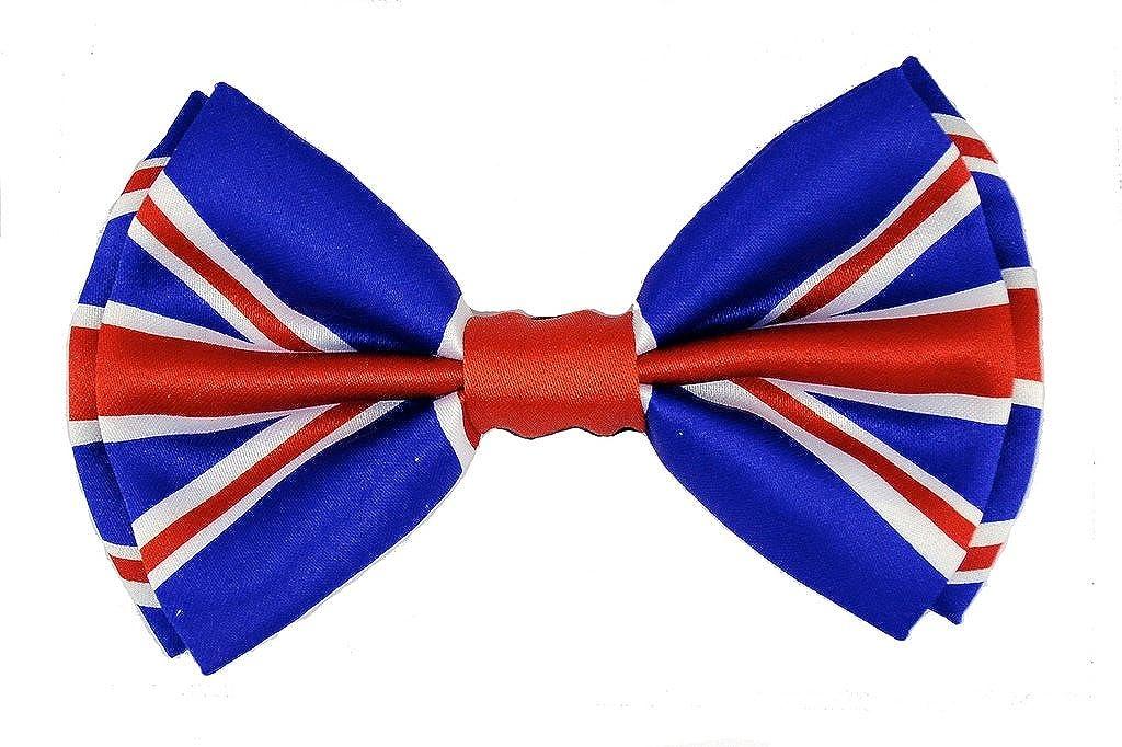 Youth UK Union Jack Bow-Tie