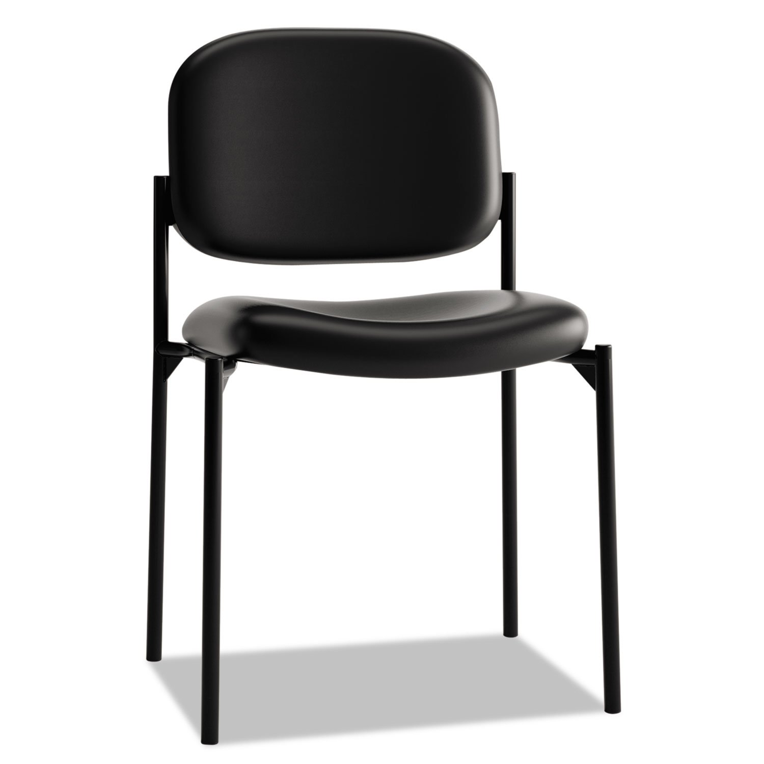BSXVL606SB11 - VL606 Series Stacking Armless Guest Chair Basyx