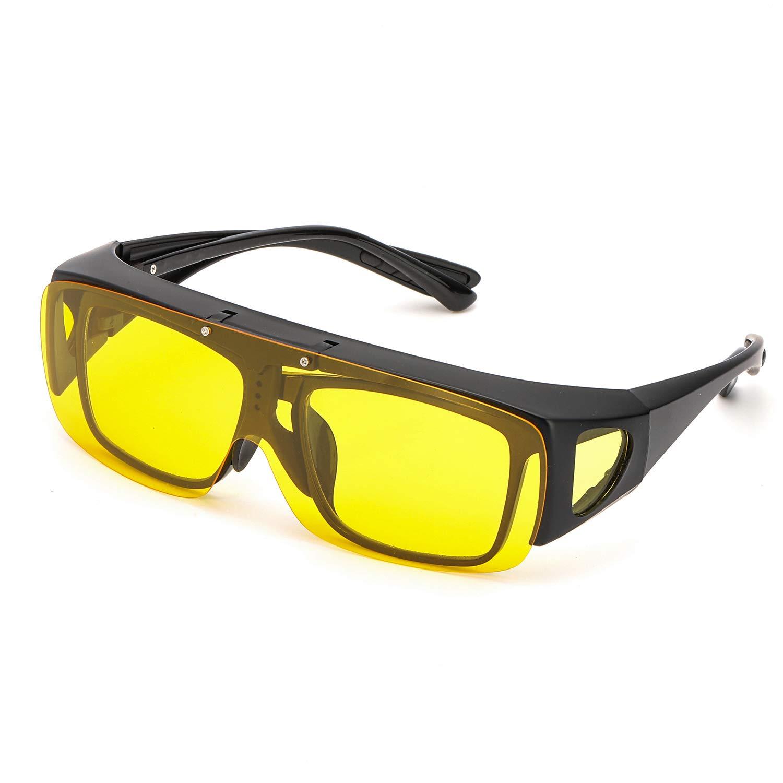 135511650d559 Amazon.com  Oversized Night Vision Glasses