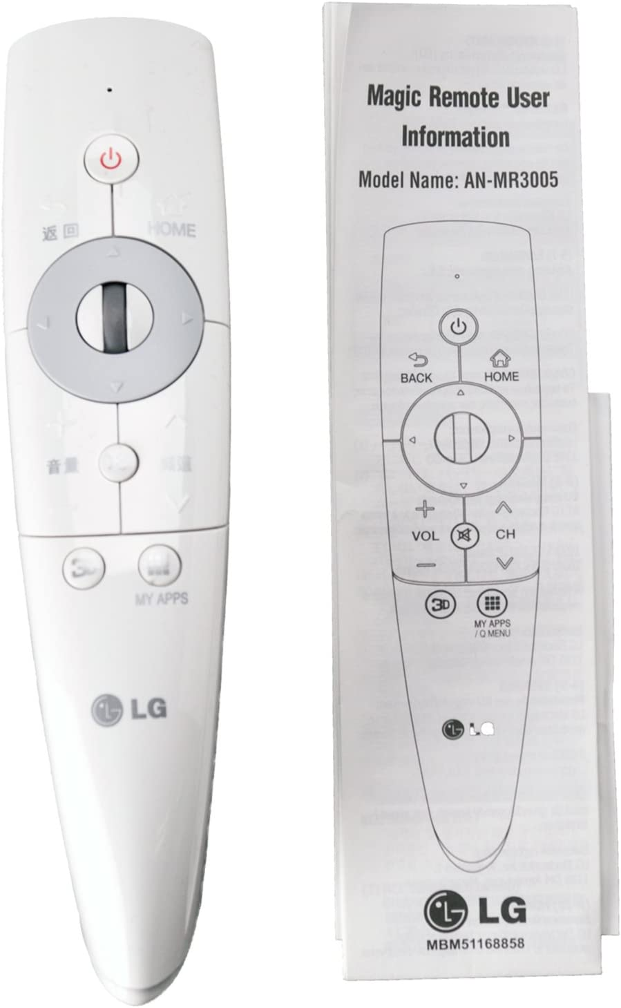 New Original AN-MR300H For LG Smart TV Magic Remote Control Chinese AN-MR3005