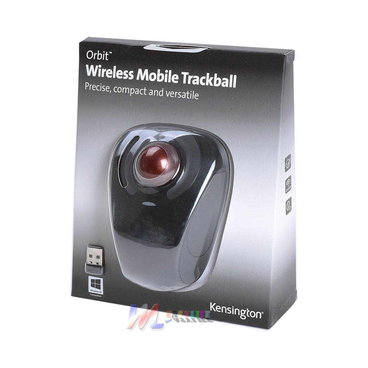 Orbit Wireless Mobile Trackball K72352US Windows 10 Compatible