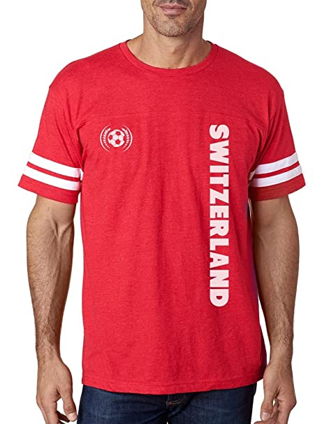cheap for discount 3fb72 fd9c9 Amazon.com: Switzerland National Soccer Team Soccer Fans ...