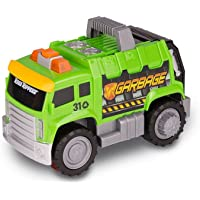 Road Rippers 41600 Rollin' Sound & Light Garbage Truck Brand New
