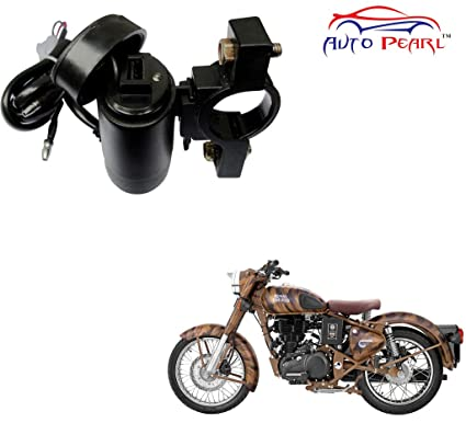 Autopearl USB Mobile Charger for Royal Enfield Classic 350