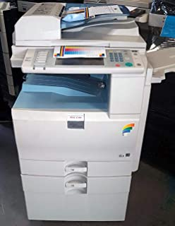 Ricoh Aficio MP C2550 Multifunction LAN Fax Driver for Windows