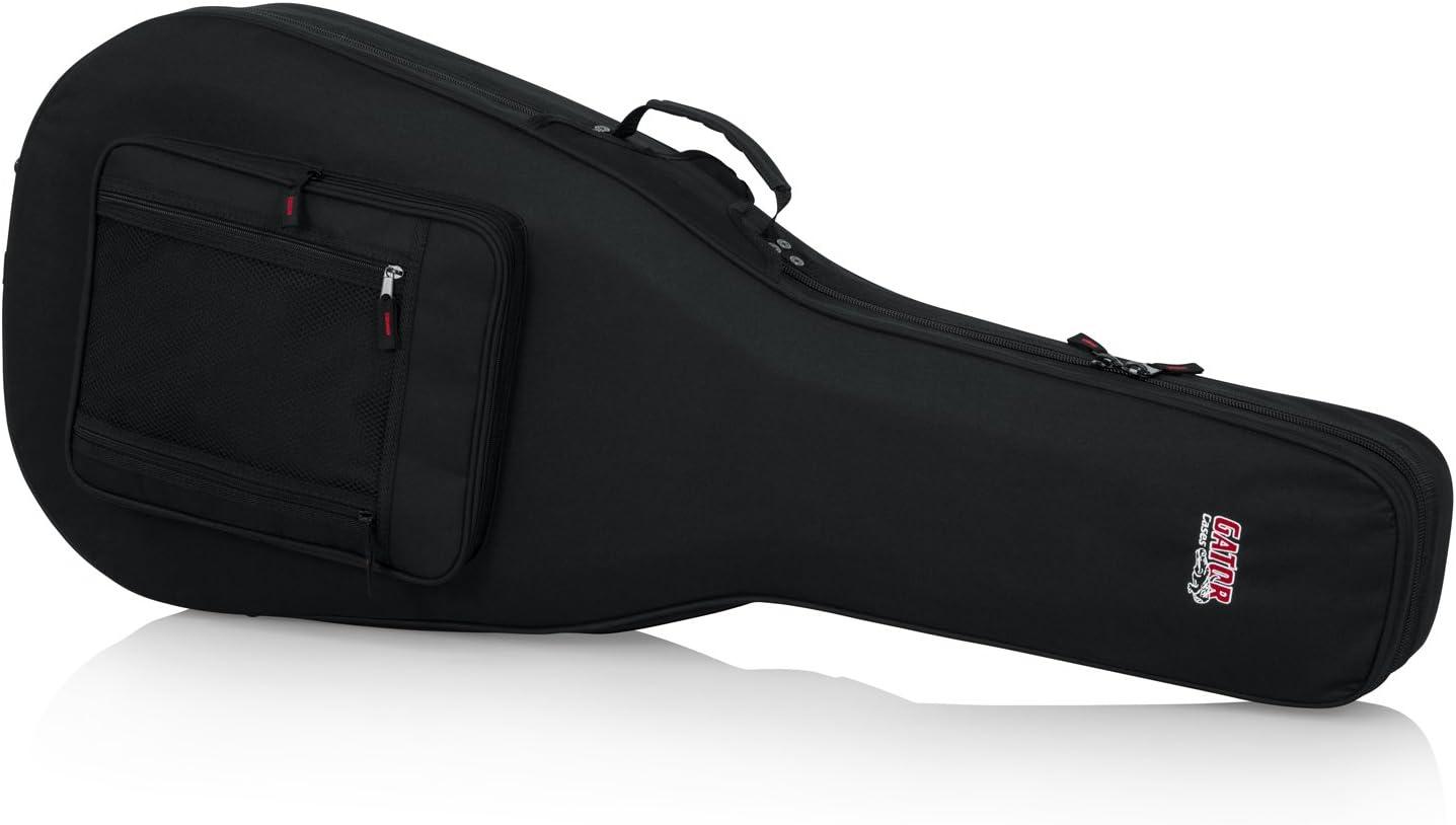 Gator GL-DREAD-12 - Funda para guitarra dreadnought de 12 cuerdas ...