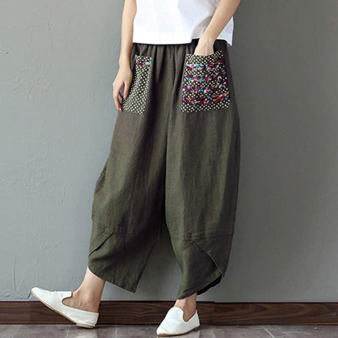 Pantalones Hippies - TodoParaHippies.com