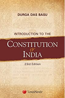 An Introduction To The Constitution Of India D.d.basu Pdf