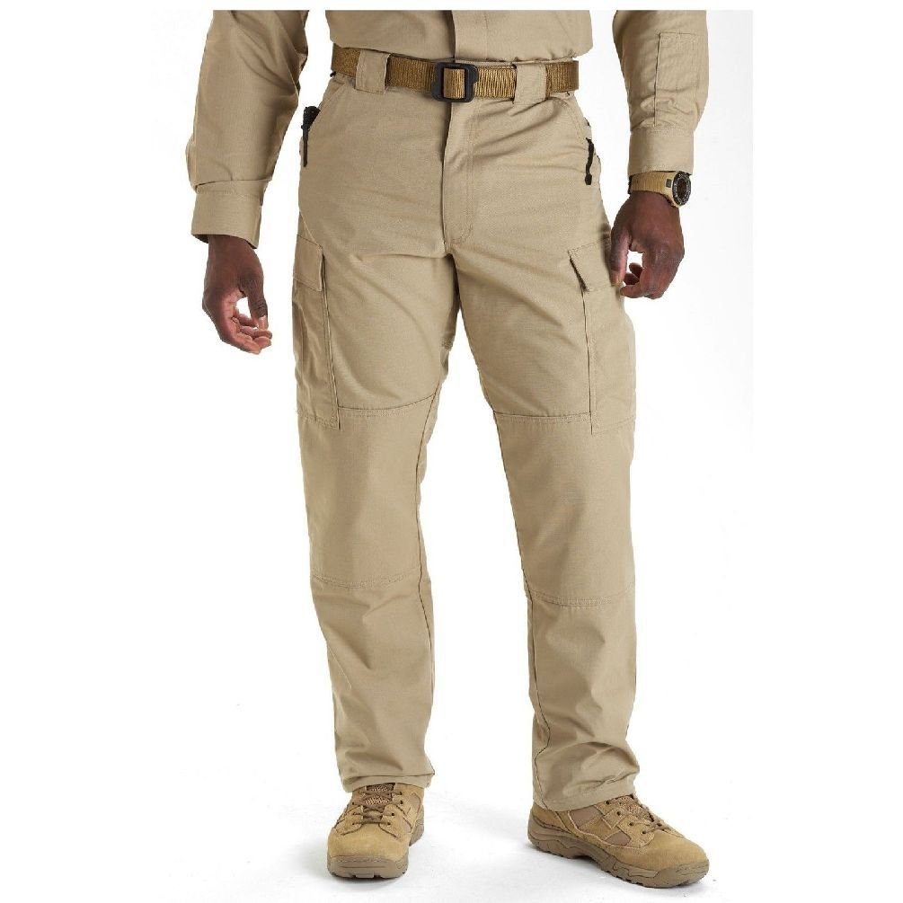 Ovedcray Clothing Mens Ripstop TDU Cargo Pants - Lightweight Field Duty Uniform Pant