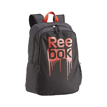 Reebok DA1256 Kids Foundation Backpack Mochila Tipo Casual, 25 cm, 15 litros: Amazon.es: Equipaje