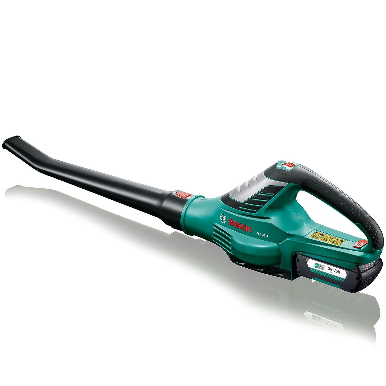 Bosch ALB 36 LI Cordless Leaf Blower with 36 V 2.0 Ah Lithium-Ion Battery 06008A0471