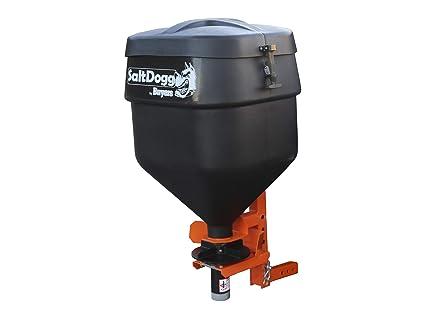 SaltDogg TGSUV1B 4 4 Cubic Foot Tailgate Salt Spreader