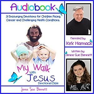 My Walk with Jesus Devotional Bible Audiobook