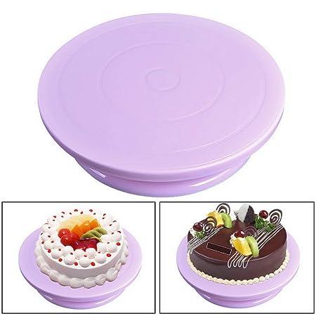 Godagoda - Plato giratorio para tartas soporte para tartas y ...