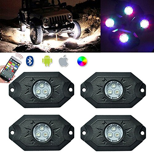 Off Road Rock Lights Amazon Com