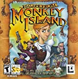Escape from Monkey Island  (Jewel Case) - PC
