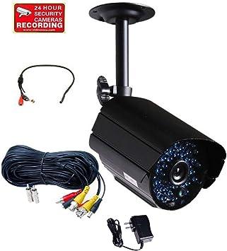 with Audio 6 IR LEDs 0.0Lux night vision 520TVL HD  Mini SPY CCTV IR Camera