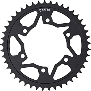 product image for Vortex 251S-43 Black 43-Tooth 530-Pitch Steel Rear Sprocket