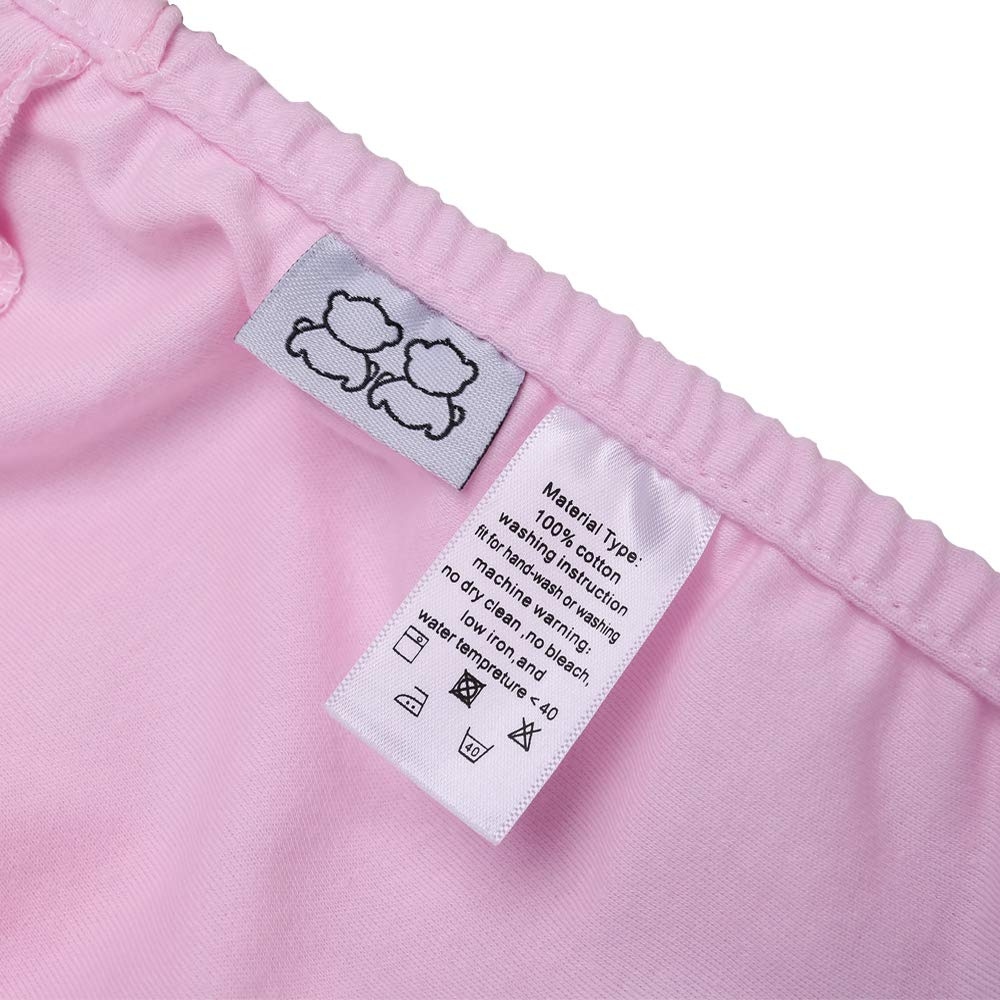 Crib Sheet Toddler Sheet 1 Pack 100/% Cotton for Baby boy Zoo Pattern Crib Sheet by UOMNY