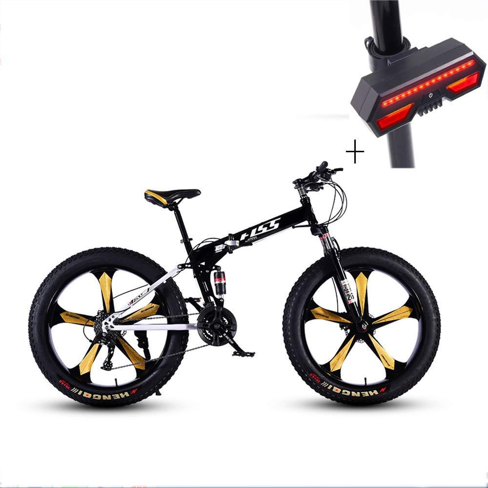 日本自転車、マウンテンバイク、26インチアル高炭素鋼、24速フロント&リアディスクブレーキ、自転車ターンシグナル