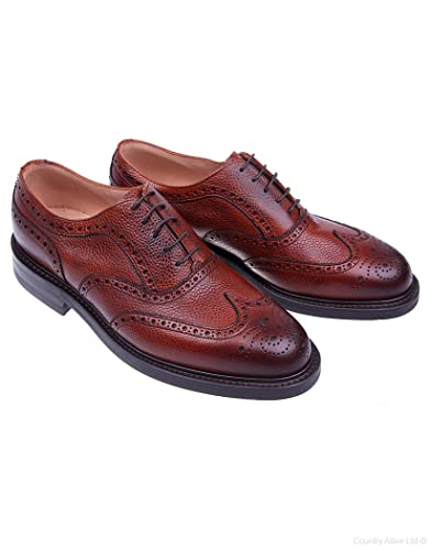 cozy fresh online retailer reasonably priced Cheaney Men's Hythe Brogue Shoes â€