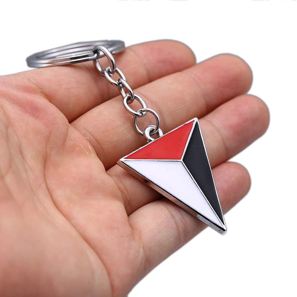 Amazon.com: Mct12 - Uncharted 4 Game Keychain Triangle Key ...