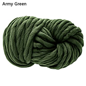 Amazon.com: Nesee - Ovillo de lana para tejer ganchillo ...