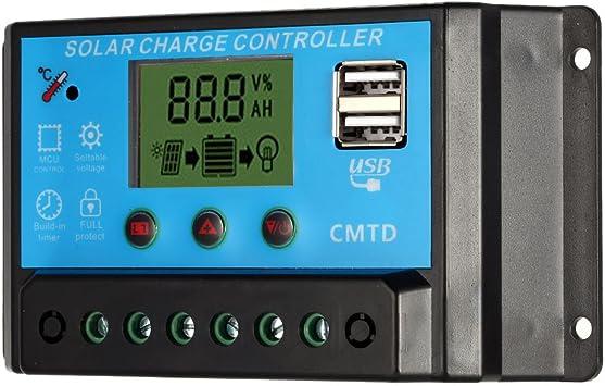 SDlight Solarladeger/ät 28W Leistungsladesolar Falttasche Au/ßen Handy Chargierplatten