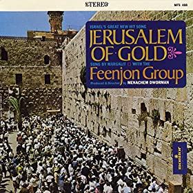 jerusalem of gold mp3: