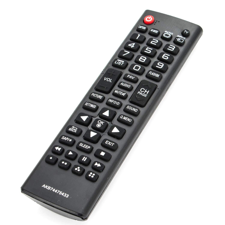 43LF5100-UA Original LG 42LX530S 43LF5400-UB TV Remote Control 43LF5100UA