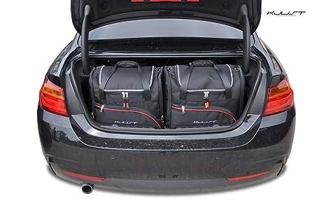 Kjust - Juego de maletas negro negro univ