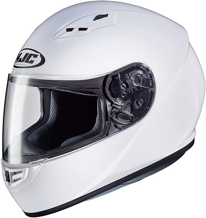 Semi Flat Negro Talla XS HJC 10107006 Casco de Moto