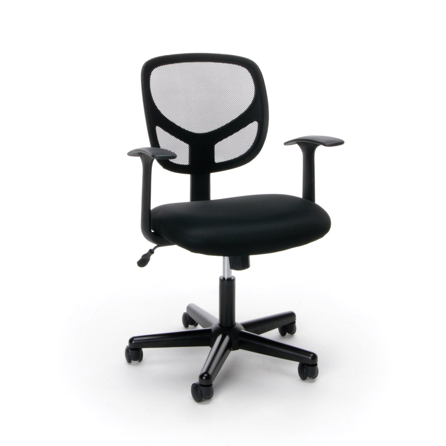 Essentials Swivel Mid Back Mesh Task Chair with Arms Ergonomic puter fice Chair ESS 3001 Amazon Industrial & Scientific