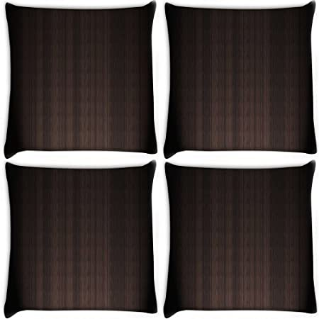 Snoogg Sunmica Pattern Design Pack Of 4 Digitally Printed Cushion