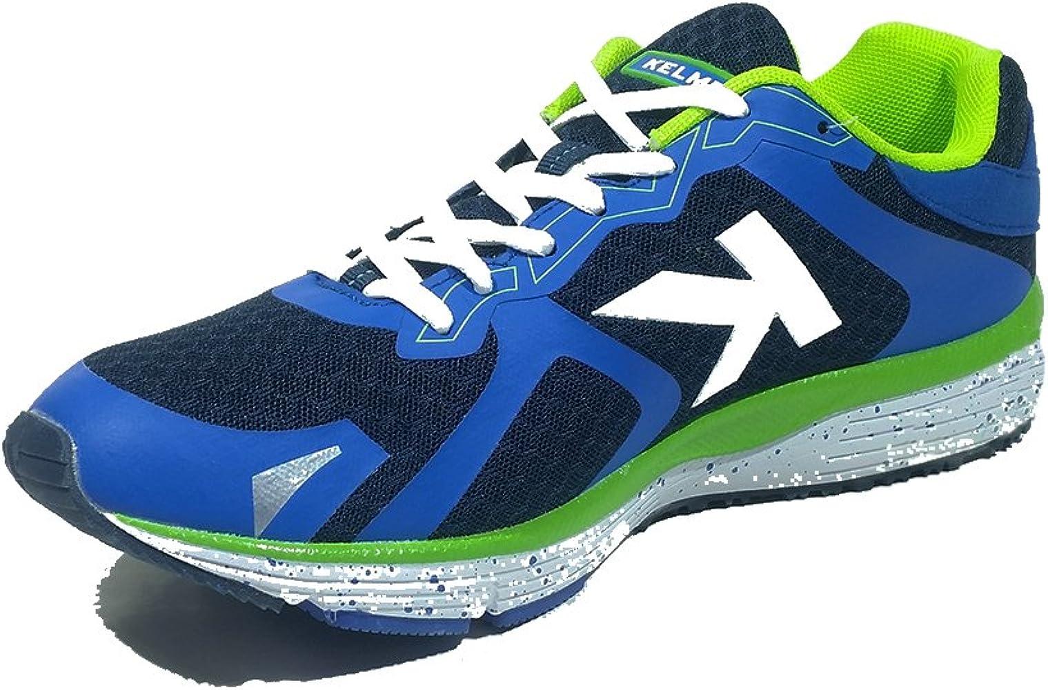 KELME - Zapatillas Deportivas Running Boston Kush 46834 Hombre Marino 40: Amazon.es: Zapatos y complementos