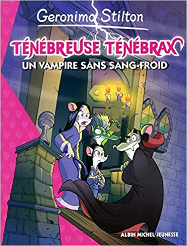 Un Vampire Sans Sang-Froid N 4 pdf, epub