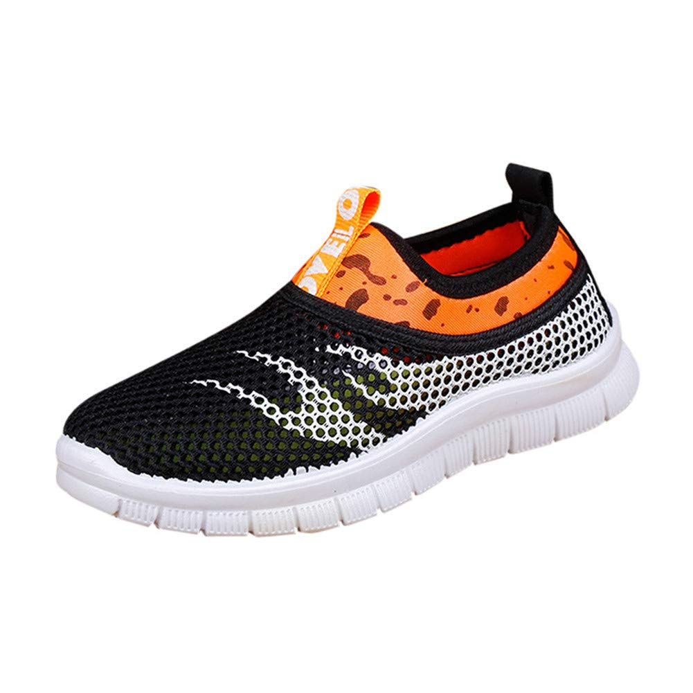 Sam Carle Children Kids Boys Girls Air Mesh Breathable Running Shoes Casual Sneakers
