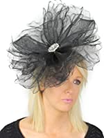 Gorgeous Aardvark Large Ascot Derby Fascinator Hat - With Headband - Available in 30 Colours