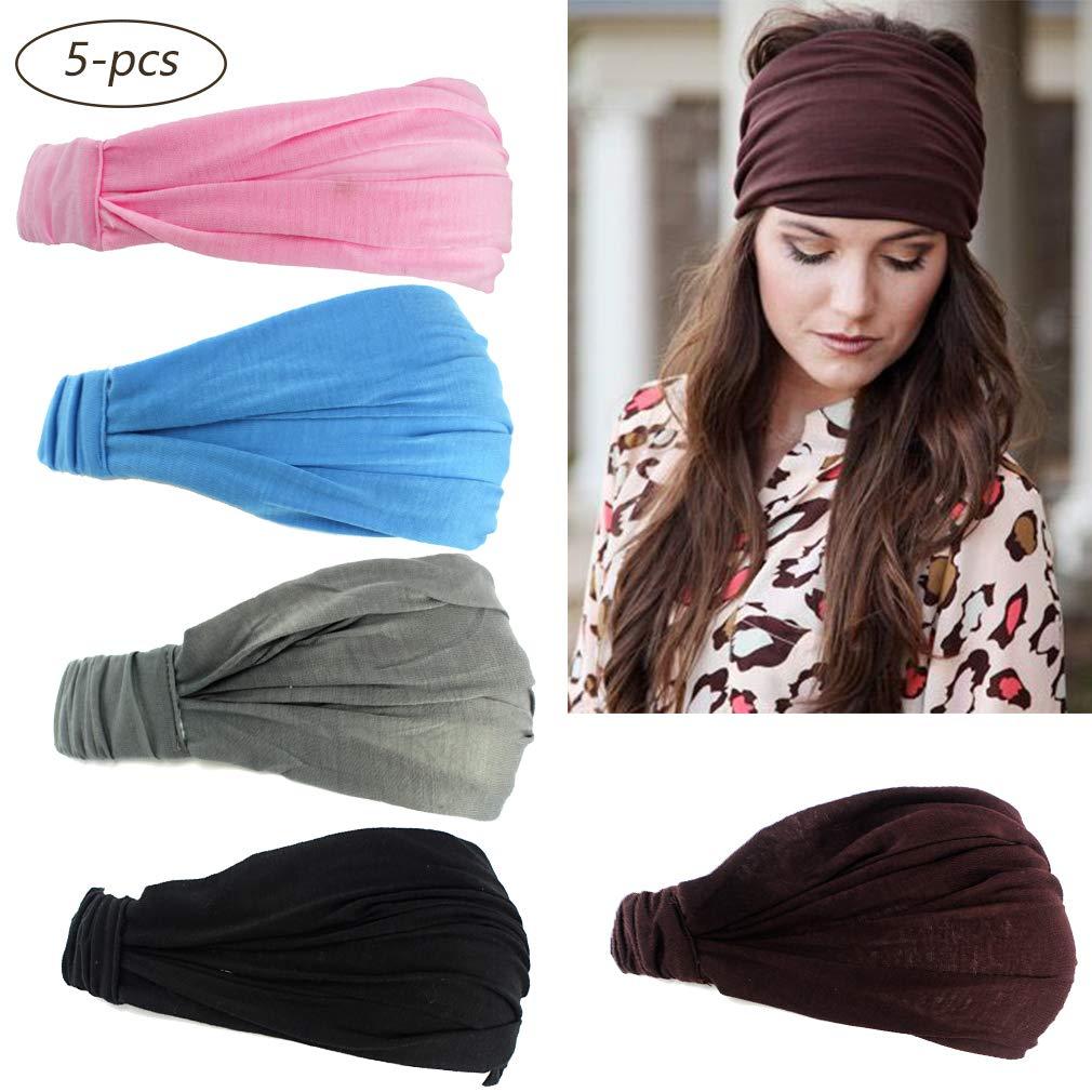 2 Pack Bow Headbands...