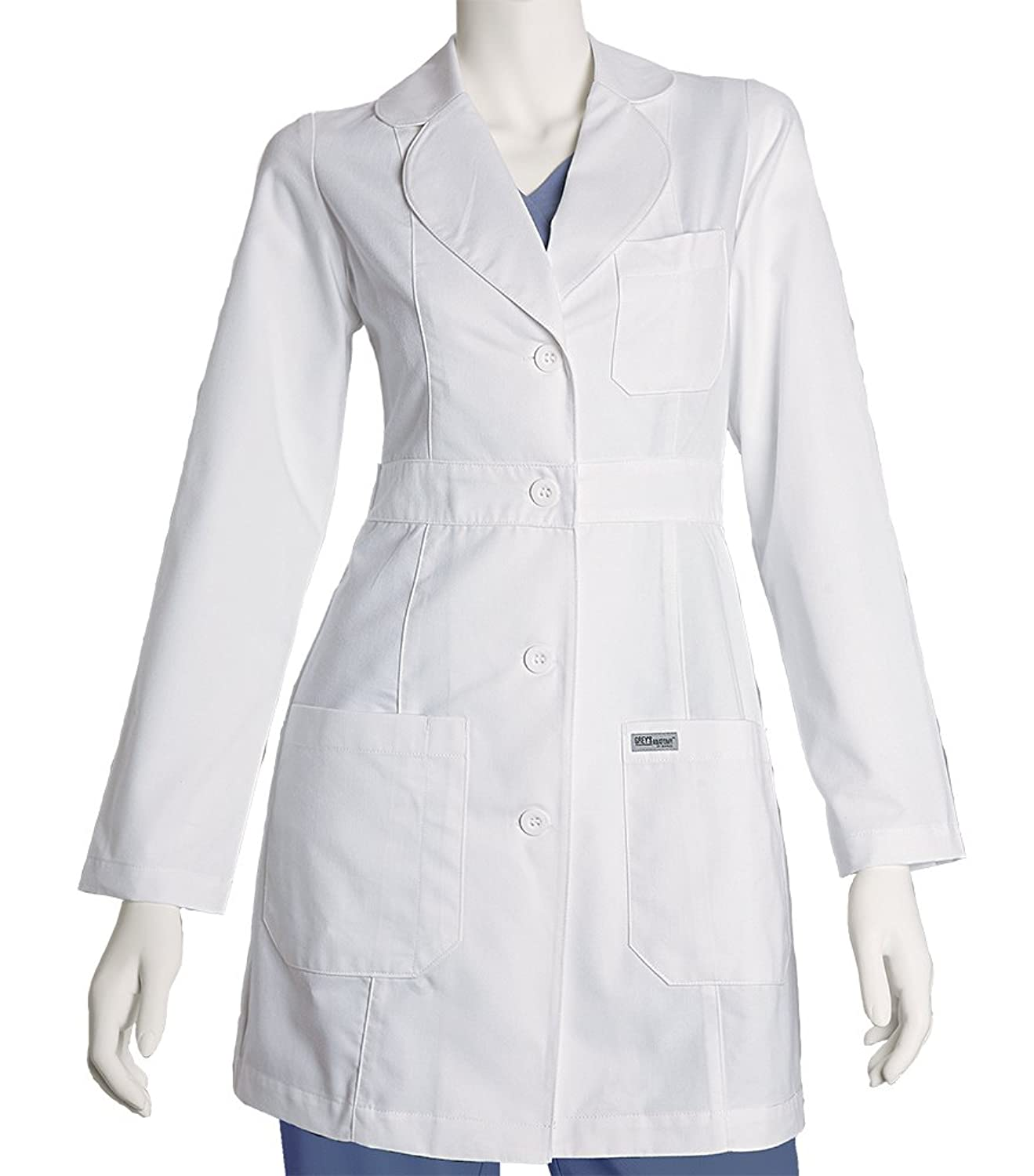 White Lab Coats For Sale Jacketin