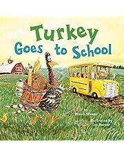 Turkey Goes to School (Turkey Trouble, 5)