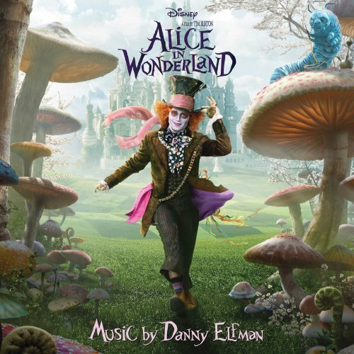 Alice in Wonderland (2010) Movie Soundtrack