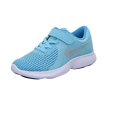 competitive price e3eb7 c65dc Nike Mädchen Revolution 4 (PSV) Fitnessschuhe schwarz: Amazon.de: Schuhe &  Handtaschen