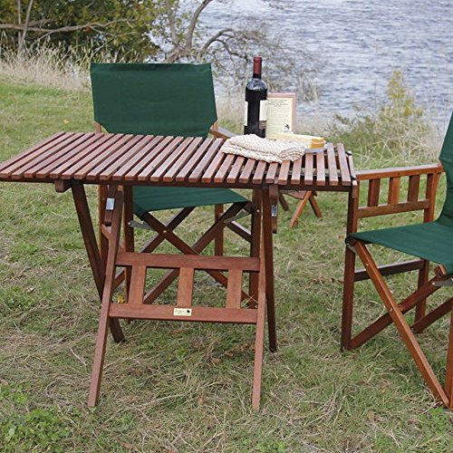 Pangean Roll Top Portable Table by Byer of Maine by Byer of Maine (Image #2)