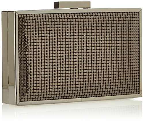 Whiting Scale Davis Evening Bracelet Mail Metal Mesh Gunmetal amp; Bag ZwvTZAq