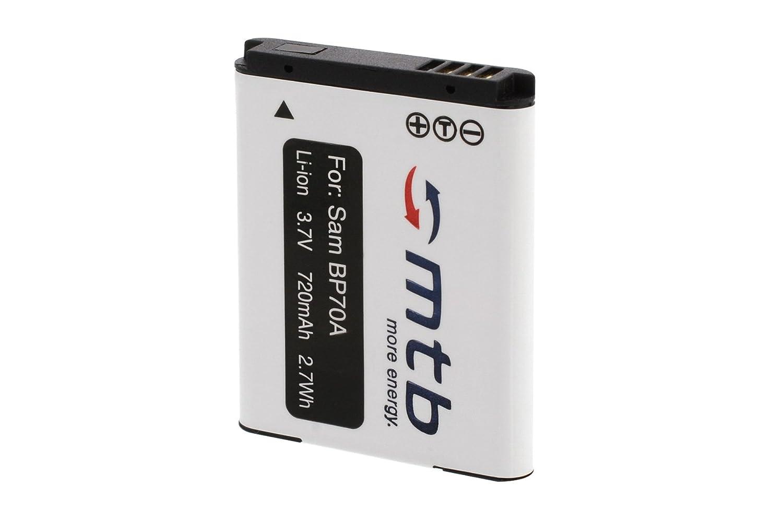 ST60.. 2x Bater/ía EA-BP70A para Samsung PL20 PL100.. // ST30 // ES80... ver lista PL90 PL80