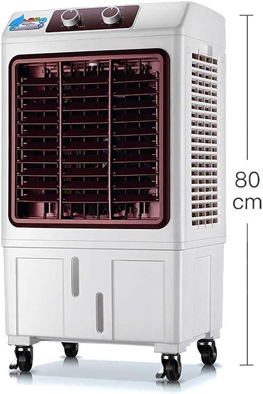 ZZSJC Ventilador de Aire Acondicionado Comercial Ventilador frío ...
