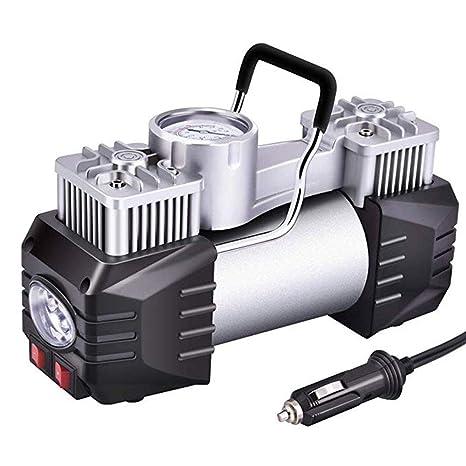 YOTG Neumático INFLATOR 12V eléctrico Air Tool Car neumático Bomba-compresor para Coche neumáticos Bono