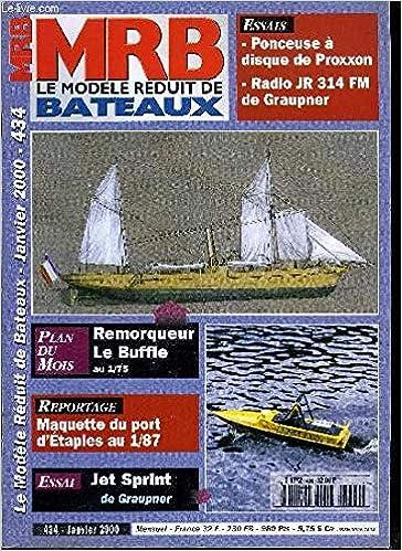 MRB .modele reduit de bateaux 471