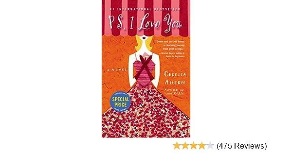 Ps I Love You A Novel Kindle Edition By Cecelia Ahern